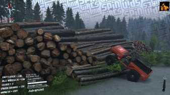 Spintires(NG) Graphical Enh - Chevy BLazer