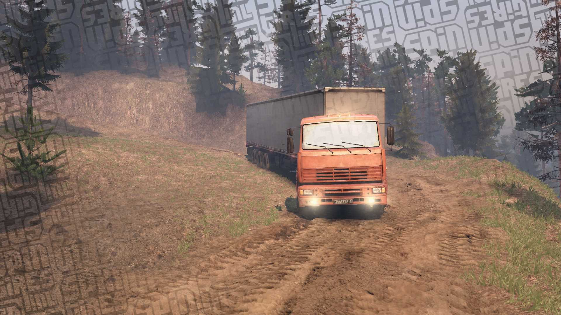 Off Roading Spintires Map - Bootleg