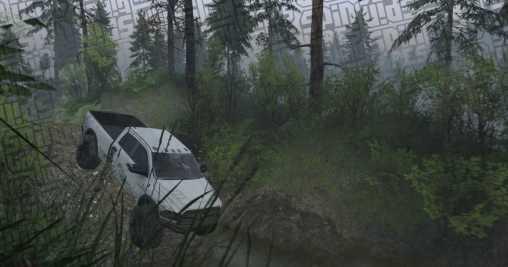 Evans Creek Remake 2017 - Spintires Map