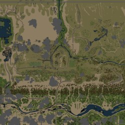 Spintires Map - Canyonlands