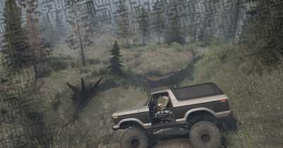 Goat Trails - Bronco
