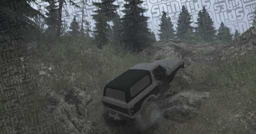 Goat Trails - Ford Bronco, Rock Crawling