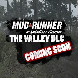 Spintires: Mudrunner February DLC - The Valley