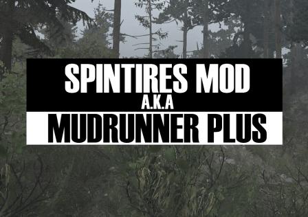 MudRunner Plus