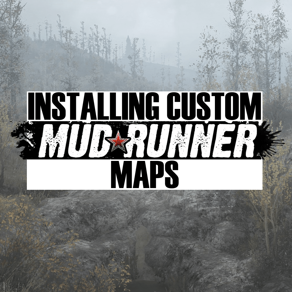How to install Spintires: MudRunner new mods?