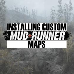 Installing MudRunner Maps