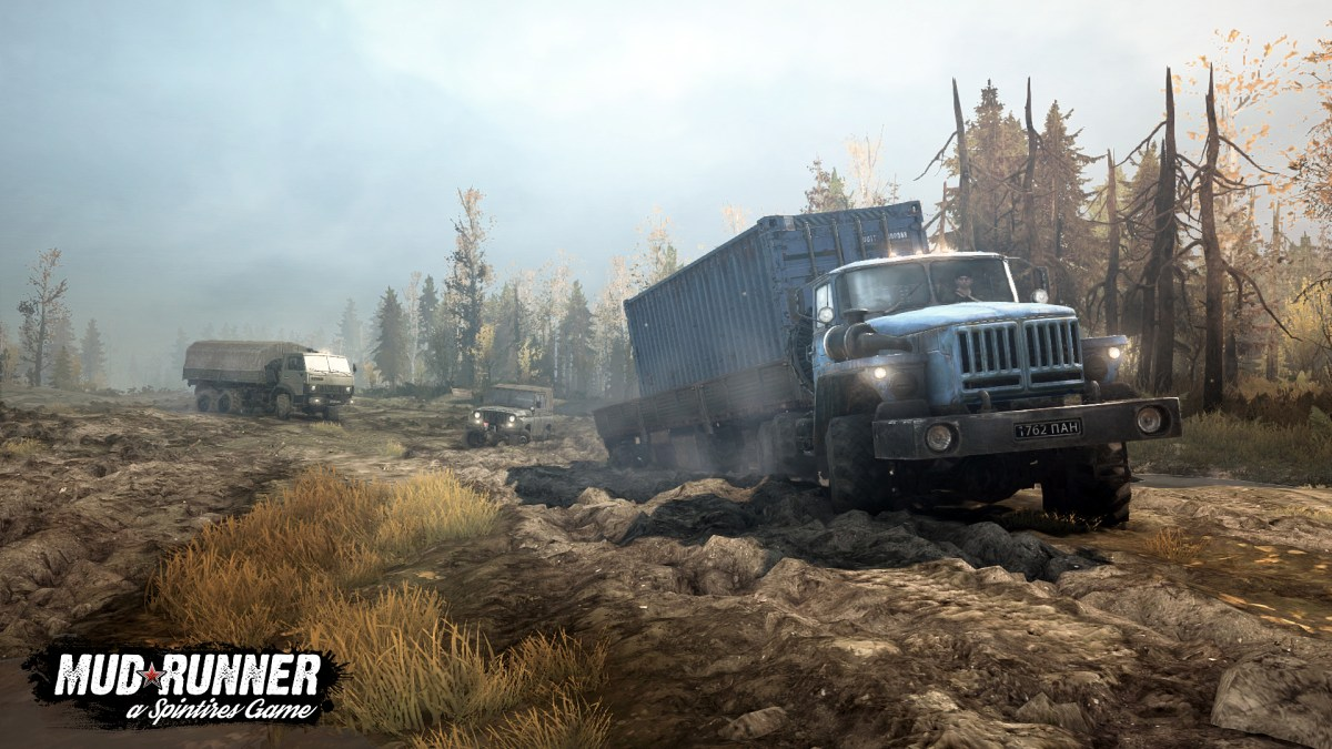 Spintires: MudRunner - American Wilds Release This Fall!