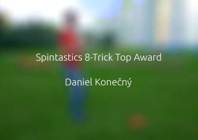 Spintastics 8-Trick Top Award – Daniel Konečný