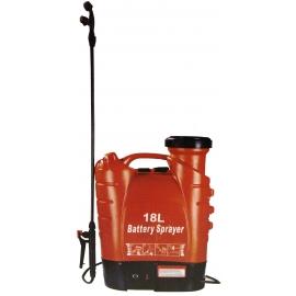 18 liter elektrische rugspuit