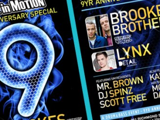SIM 9 YR feat. BROOKES BROTHERS & LYNX