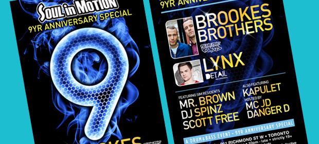 SIM 9 YR feat. BROOKES BROTHERS & LYNX