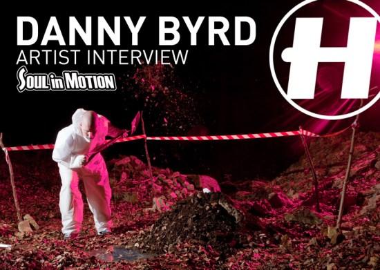 Artist Interview - DANNY BYRD for SIM