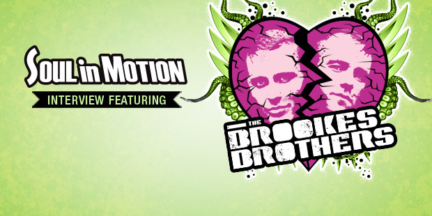 Soul In Motion Interview with Brookes Brothers