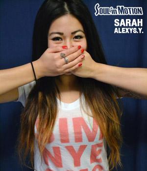Sarah Alexys Y