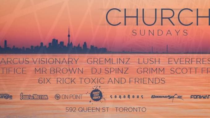 Church Sundays Toronto