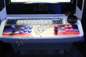 Control Panel Blast City Front