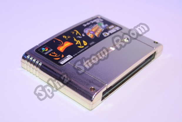 Super Bomberman 2 Gold Cartridge