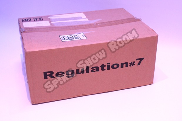 Dreamcast R7 Shipping Box