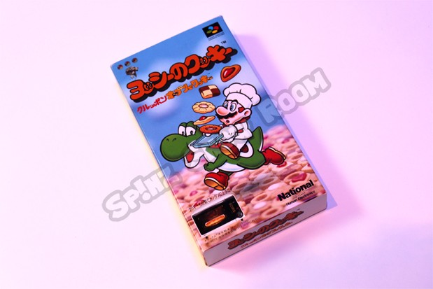 Yoshi no Cookie Kuruppon Oven de Cookie Super Famicom