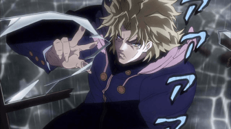 JoJo's Bizarre Adventure - Phantom Blood (Anime)