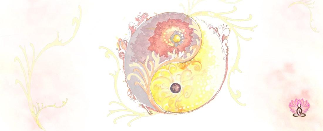 yin et yang féminin et masculin sacré