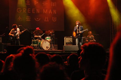 White Denim at Green Man Festival, Wales; Friday 19th August 2016