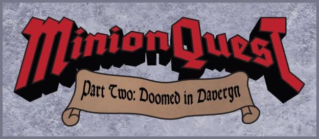 Minion Quest Logo