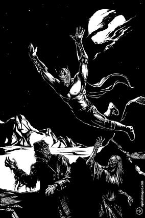 Dark Trails: Luchador