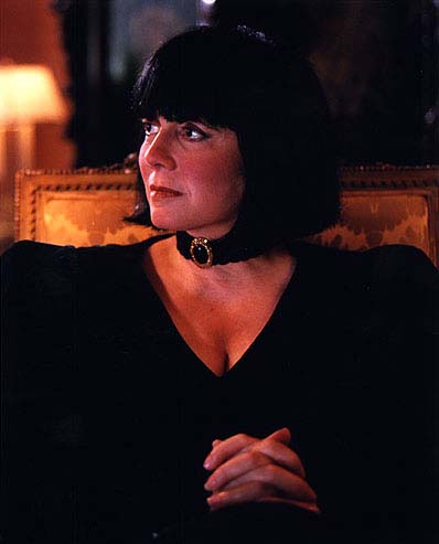 Images of a young Anne Rice were an inspiration for the female versions of The Raven Men