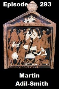 The Alexxcast Episode 293 – the Eleusinian mysteries w/ Martin Adil-Smith