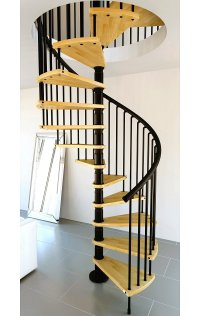 The lowdown on spiral staircase kits   Spiral Stairs ...