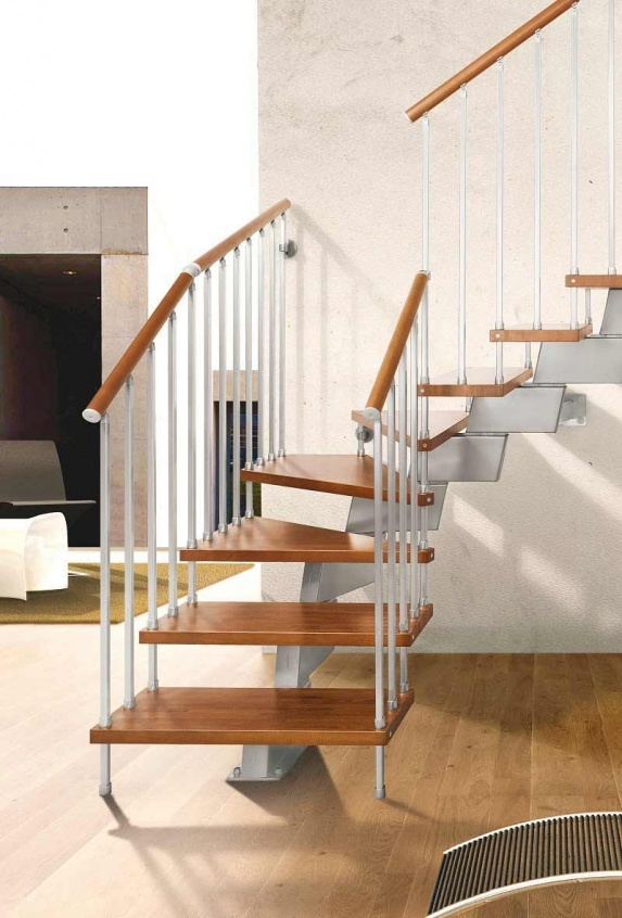 Why Spiral Staircases Are An Architectural Fashion Statement   Wood Floors And Stairs Direct   Wide Plank   Floor Covering   Brazilian Cherry   Installation   Maple