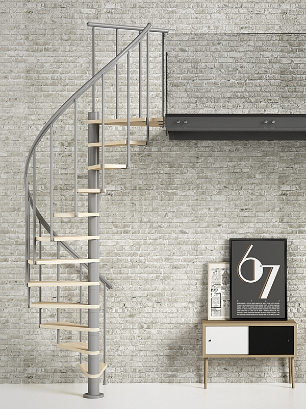 5 Great Things About The Dolle Calgary Spiral Staircase | Dolle Calgary Spiral Staircase