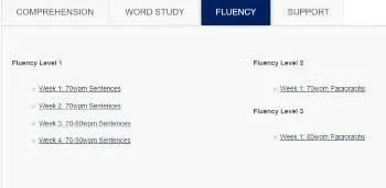 Spiral WarmUps Awesome Fluency Builder