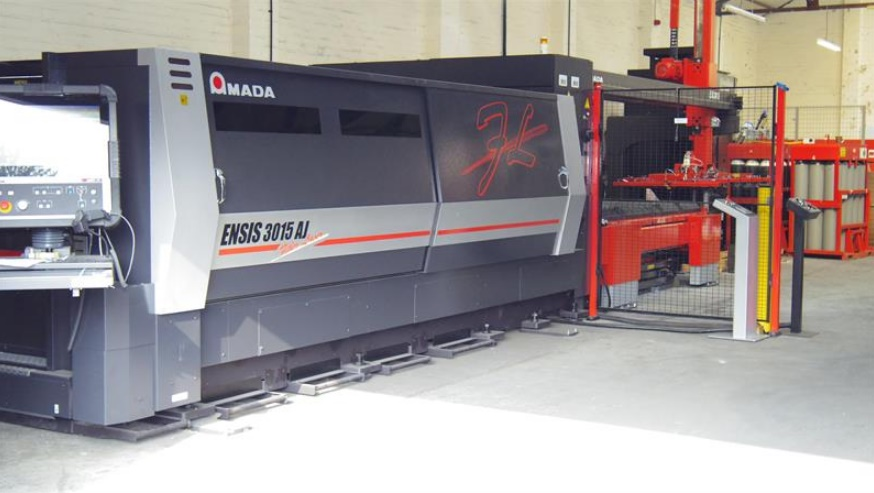 Amada ENSIS 3015 AJ – Fibre Laser Machine, Cutting Condition