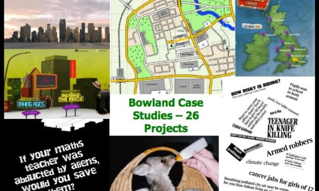 Bowland Case Study lessons