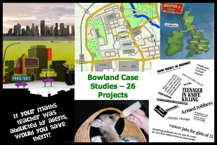 Bowland Case Study lessons