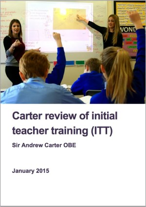 Carter Review of ITT