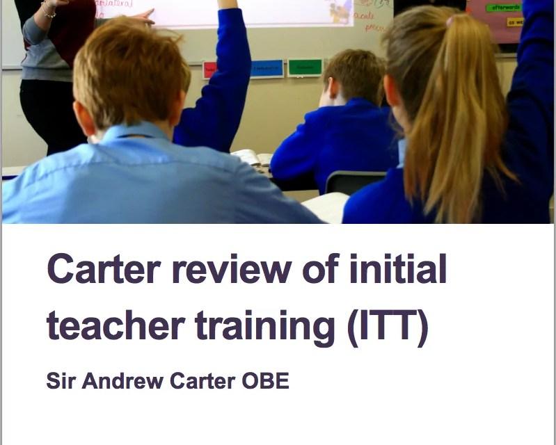 Carter Review of ITT