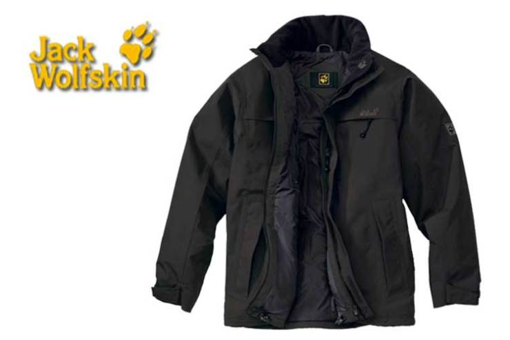 Jack Wolfskin North Country hiking jakke, men (1102291)