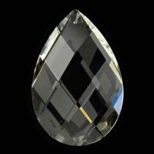 Cristal arc en ciel - Goutte qualité AAA - 3,2 x 5 cm