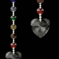 Cristal de fenêtre 7 Chakra Feng-Shui - Metta