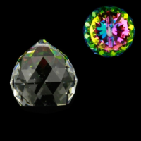 Cristal arc en ciel - Sphère qualité AAA - 5 cm