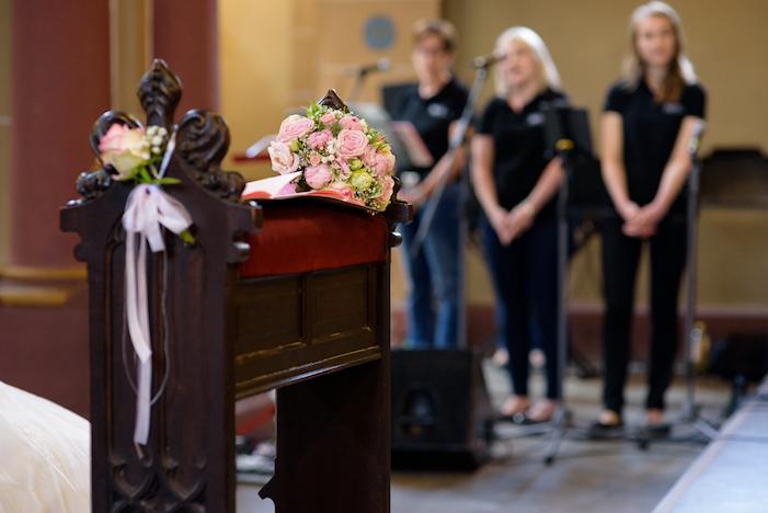 Hochzeitsband Eifel fr eure kirchliche Hochzeit  Spirit