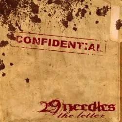 29 Needles The Letter (album) Spirit Of Metal Webzine (fr