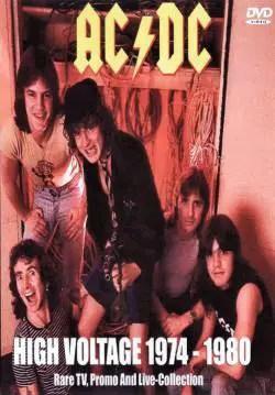 Ac/dc High Voltage : ac/dc, voltage, AC-DC, Voltage, 1974-1980, Rarites, Collection, (DVD), (Bootleg)-, Spirit, Metal, Webzine