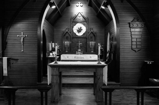 Area Confirmations at Trinity Episcopal Church Lebanon, Missouri. Image credit: Gary Allman