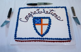Confirmation Cake Image credit: Gary Allman