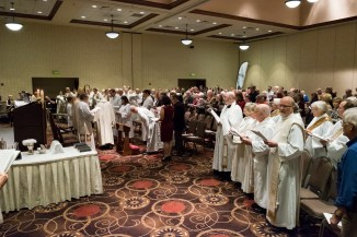 Convention Eucharist & Ordinations Image credit: Gary Allman