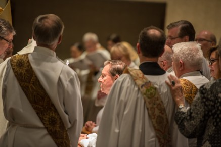 Larry Ehren is Ordained into the Sacred Order of Deacons Image credit: Gary Zumwalt